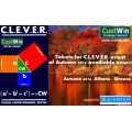 CLEVER EVENT ATHENS by CUSTWIN AUTUMN 2016