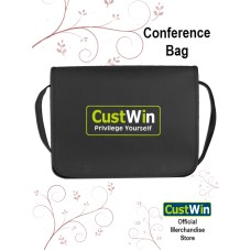 CUSTWIN CONFERENCE BAG