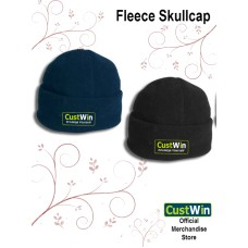 CUSTWIN FLEECE SKULLCAP UNISEX